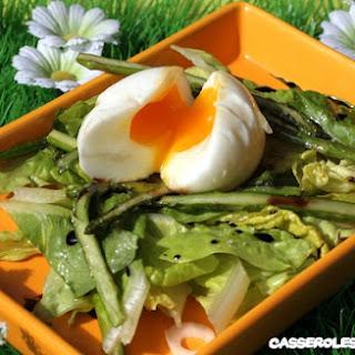 Springtime Asparagus Salad.
