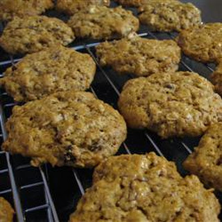 Amish Oatmeal Cookies.