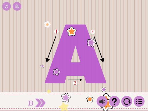 Write The Alphabet ABC u270f 1.0 screenshots 12