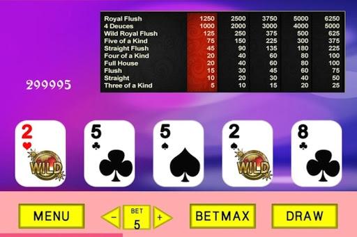 Wild Poker Mania