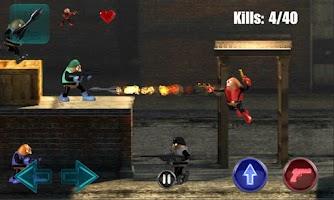 Screenshot of Killer Bean Unleashed