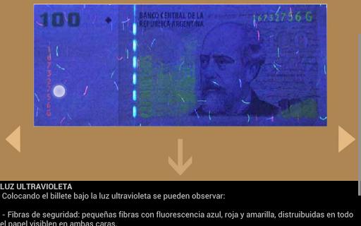 Evita Billetes Falsos Info