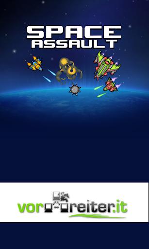 Space Assault Retro