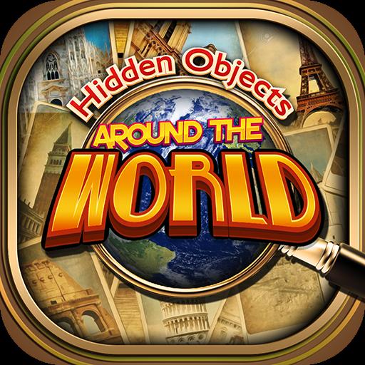Hidden Object Around the World