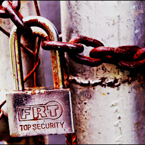 SECURE 2 by Hasan As'ari - Artistic Objects Other Objects