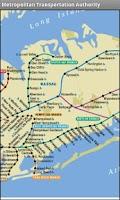 Screenshot of NYS MTA/LIRR/Traffic & Travel