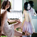 Sexy Kyoko Toyama LiveWallpape icon