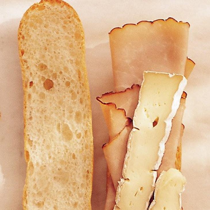 Ham and Brie Sandwich Recipe