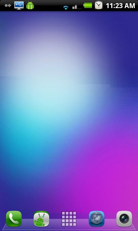 Luminescence - Live Wallpaper - screenshot