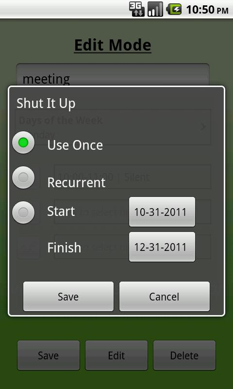 Shut It Up! - screenshot
