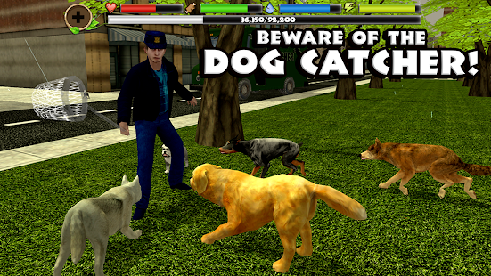 Stray Dog Simulator - screenshot