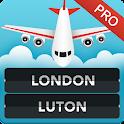 London Luton Airport LTN Pro icon