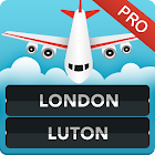 London Luton Airport LTN Pro icon