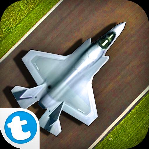 飞机飞行3D 模擬 LOGO-玩APPs