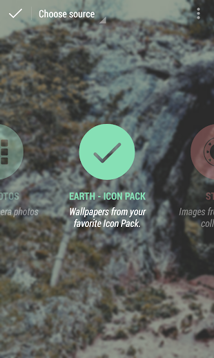 Earth - Icon Pack- screenshot thumbnail