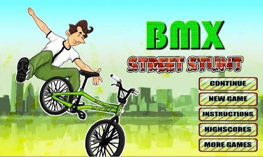 BMX - Street Stunt