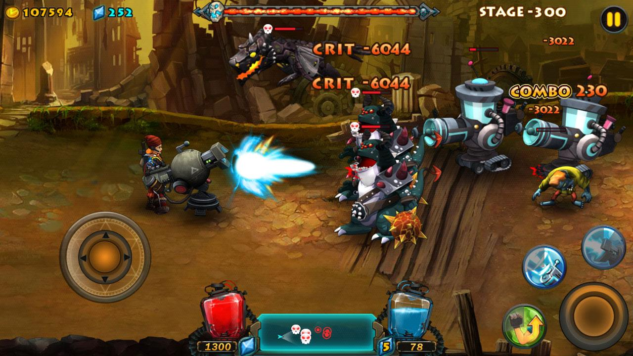 Big Gun - screenshot