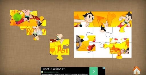 Astroboy Jigsaw Puzzle