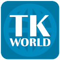 TK World logo