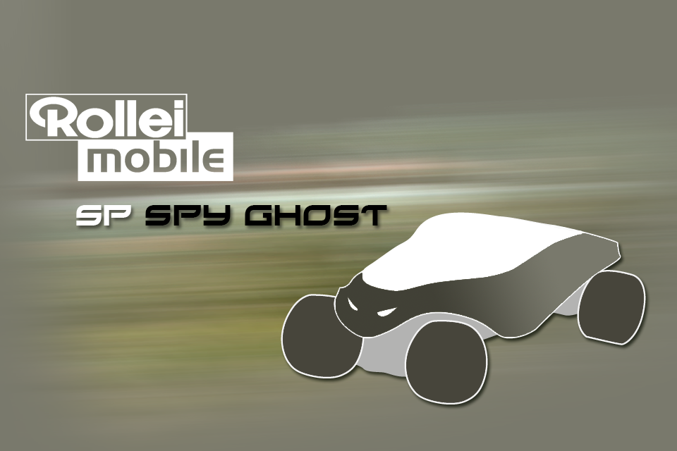 Rollei SP Spy Ghost- screenshot