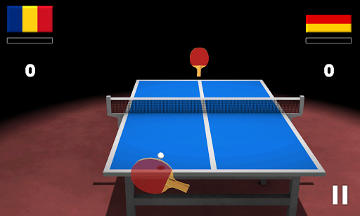 Virtual Table Tennis 3D 2.7.9 screenshots 2