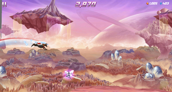 Robot Unicorn Attack 2 - screenshot thumbnail
