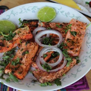 Tandoori Tofu Tikka – Smokey Tofu with Tandoori Spices Recipe