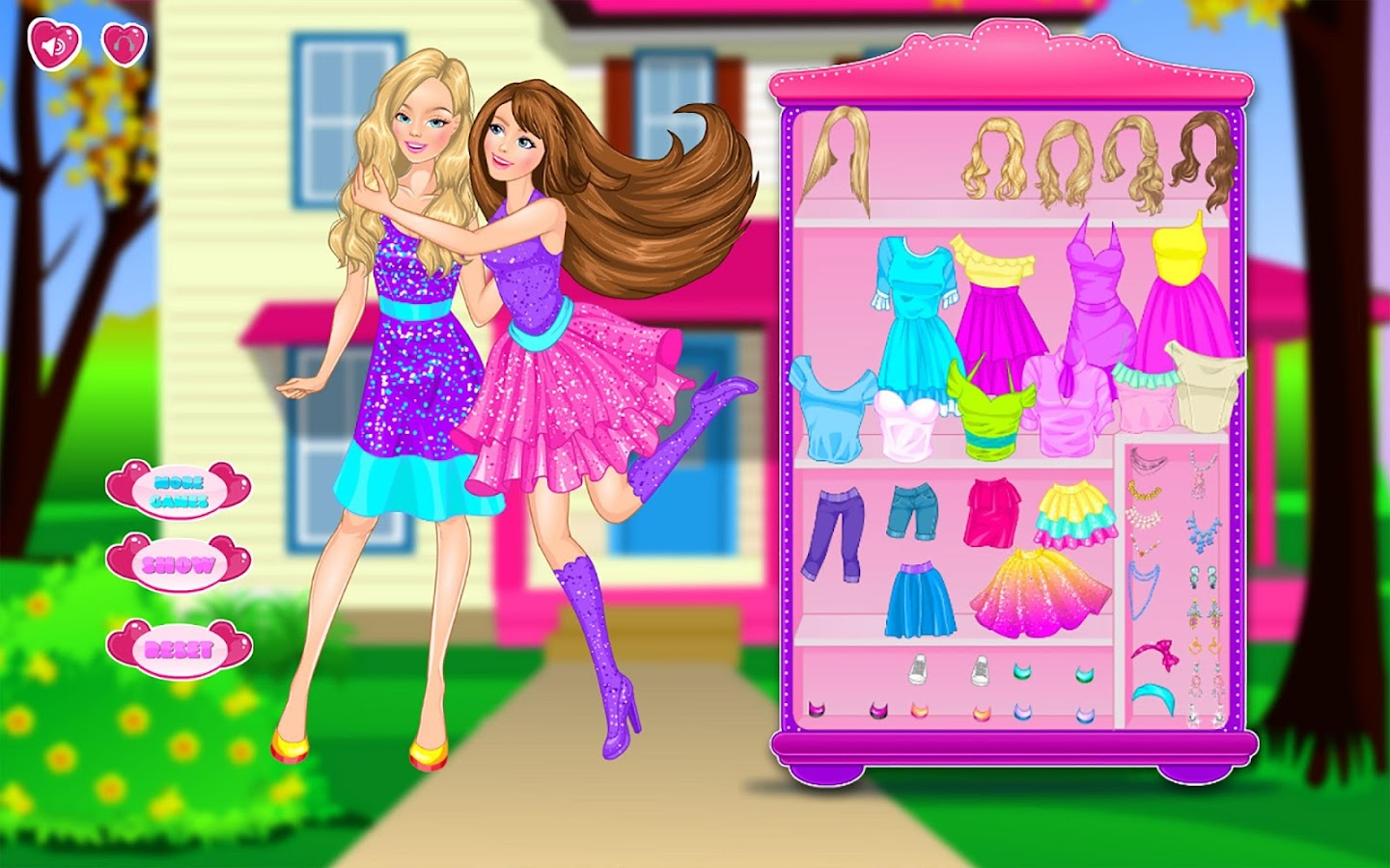 Best Friends Dress Up - Android Apps on Google Play