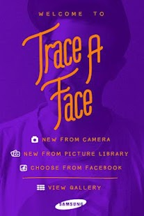 Trace A Face by Samsung - screenshot thumbnail