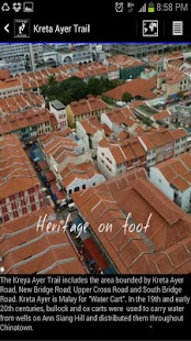 Singapore Heritage on foot- screenshot thumbnail