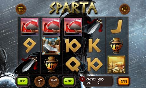 Sparta SlotMachine
