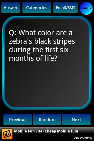Trivia Genius - screenshot