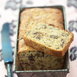 Quinoa Banana Bread.