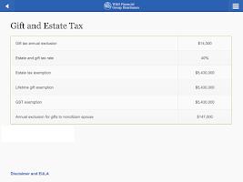 Screenshot of 2015 WSFGD Tax App