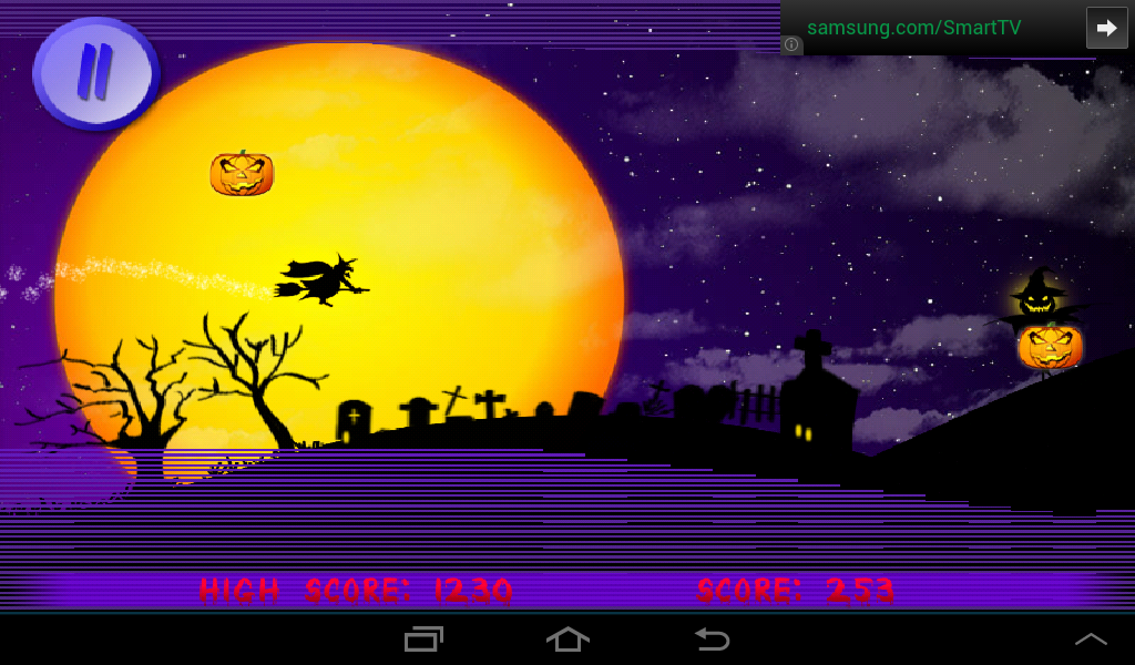 Scary Copter Halloween Flight - screenshot