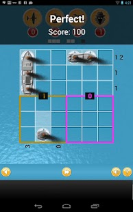 Ship Attack - Brain puzzle- screenshot thumbnail