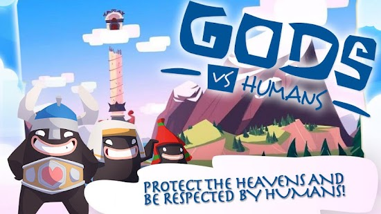Gods VS Humans- screenshot thumbnail