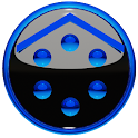 Smart Launcher Theme B. Blue
