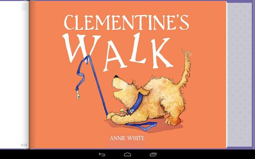 Clementine's Walk - Storybook