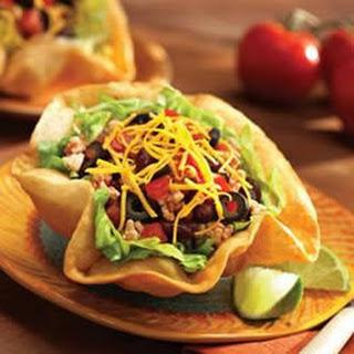 San Antonio Taco Salad.