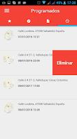 Screenshot of eTaxi