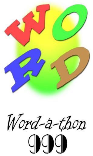 Wordathon 999