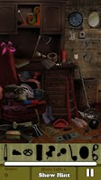 Screenshot of Hidden Object - Haunted House