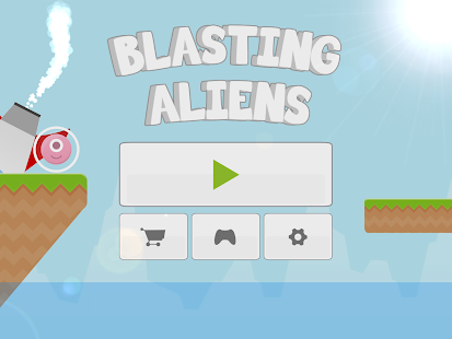 Blasting Aliens- screenshot thumbnail