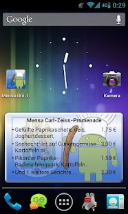 Mensa Jena- screenshot thumbnail