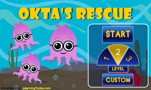Okta's Rescue- screenshot thumbnail