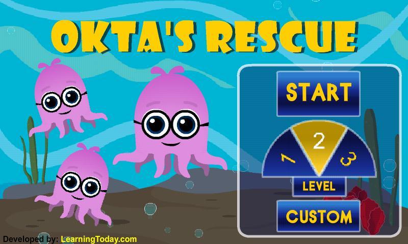 Okta's Rescue- screenshot