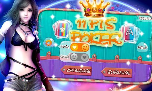 11 PTS Poker Pro