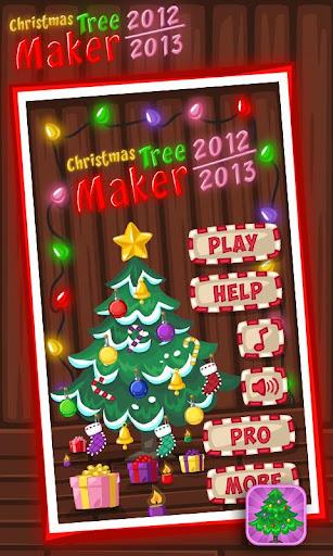 Christmas Tree Maker 2012-13