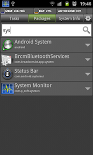 System Monitor - screenshot thumbnail